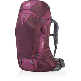 Gregory Deva 60 Backpack Women plum red